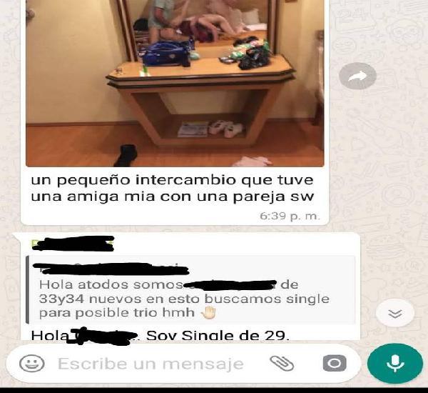 Chat sw, para parejas y singles conócenos.