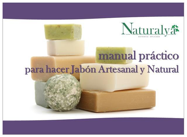 Manual para hacer jabón artesanal