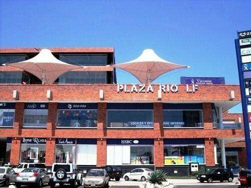 Plaza río lf, oficina en renta desde 79.10 m2 hasta 175.82