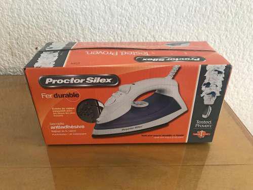 Plancha durable proctor silex precio especial
