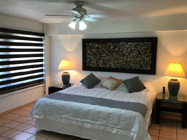 Suite con 1 recamara con servicios incluidos céntrico