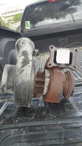 Turbocargador para motor cummins n14
