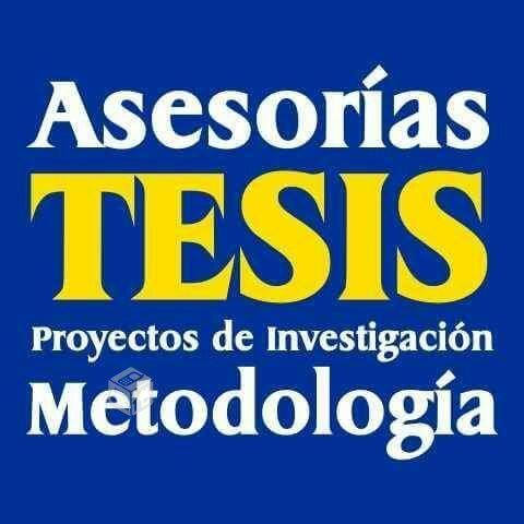 Trabajos estadísticos con spss y asesorías de tesis