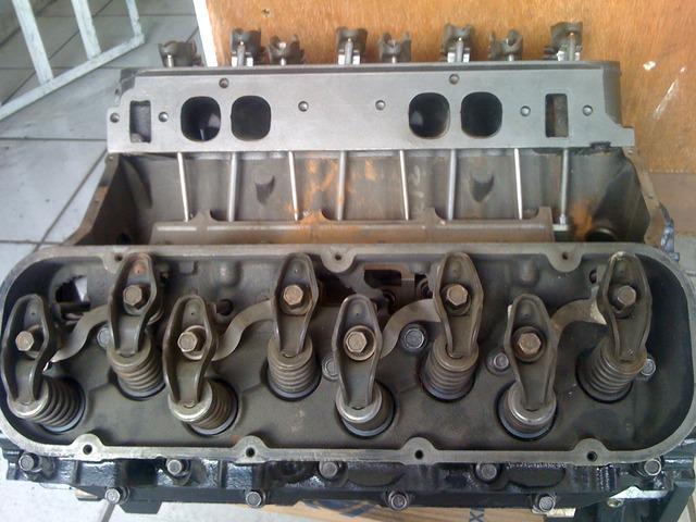 Venta de motor kodiak 7.4 8 cilindros totalmente nuevo en