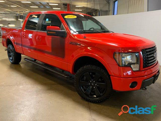 FORD F150 AÑO 2012