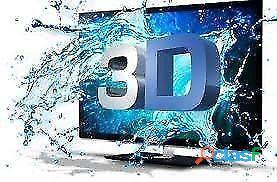 REPARACIÓN DE PANTALLAS LED, SMART TV, 3D, 4K, LCD, OLED, PLASMA Y HORNOS DE MIC