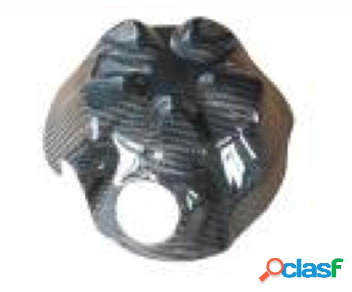 Protección para el motor de fibra de carbono para motos kawasaki zx6r de 2005 y 2006.