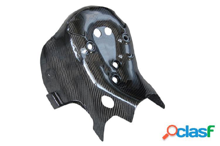 Cubierta para el tubo de escape, para motos Ducati 1199 Panigale, de 2013.