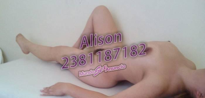 Alison werita alta de regreso Tehuacán- Ӝ