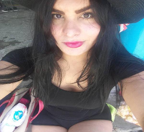 Hola soy alejandra vengo por una ocasión soy full pasiva