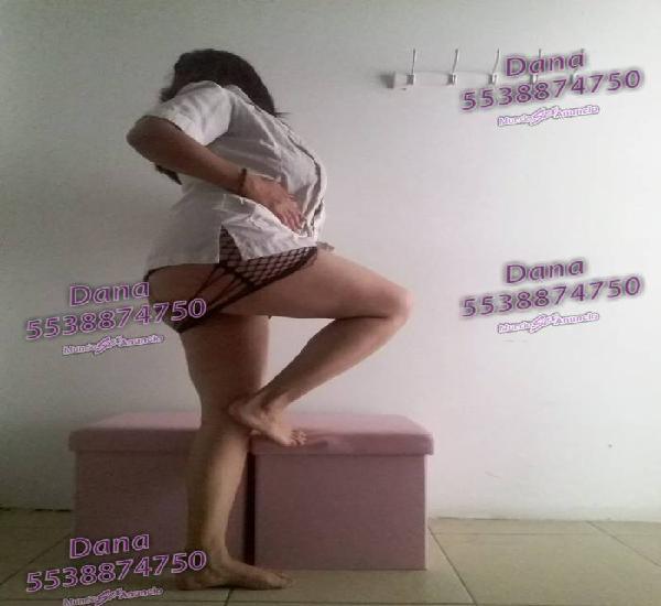 Ven a disfrutar de un rico masaje erotico