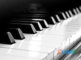 Canto, piano, guitarra y telcado clases particulares