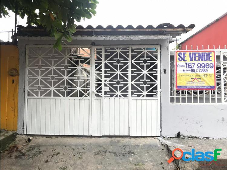 Casa en venta fraccionamiento santa cruz tapachula