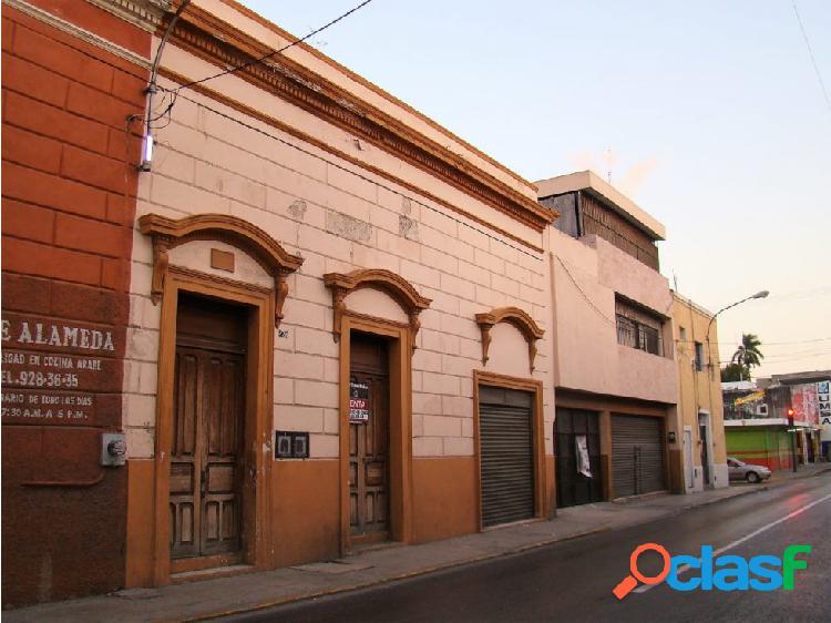 Edificio en venta en centro histórico de mérida