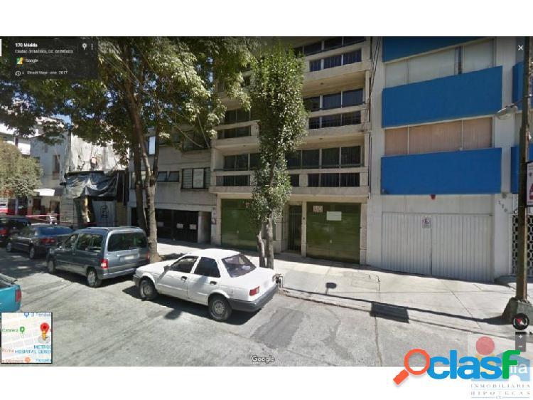 Departamento en venta en roma norte,cdmx