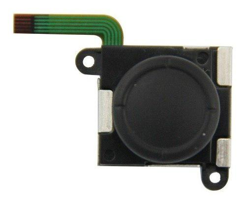 2 joystick analogo para joycon nintendo switch + desarmador