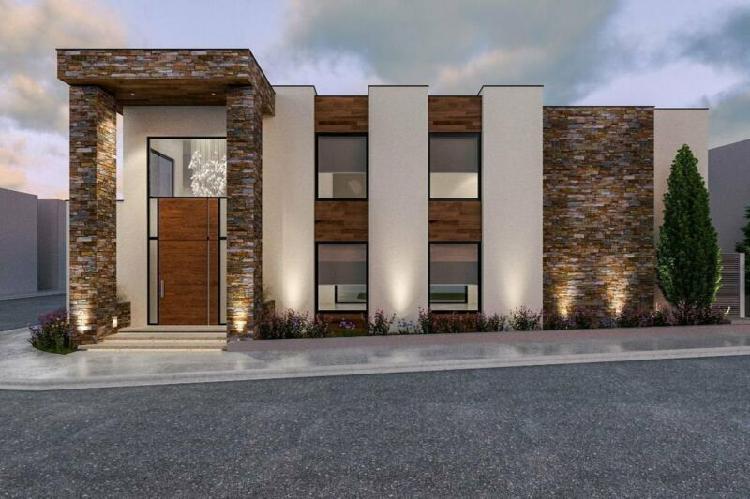 Casa nueva en venta el cercado carretera nacional - 7155