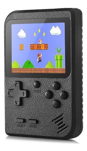 Consola juegos handheld 400 juegos clásicos