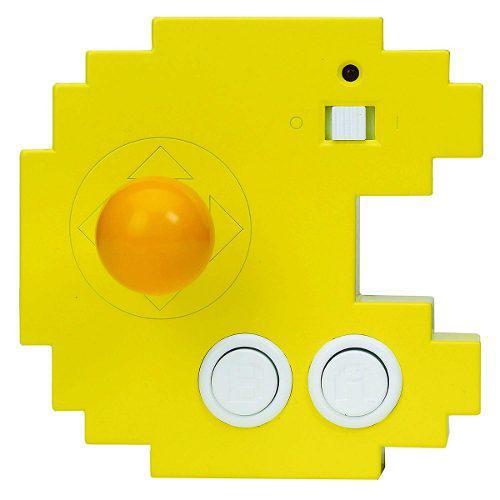 Consola videojuego pac-man connect and play 12 juegos bandai