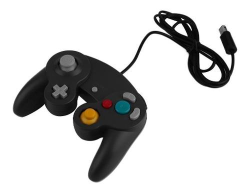 Control joystick analogo alambrico nintendo gc gamecube cubo