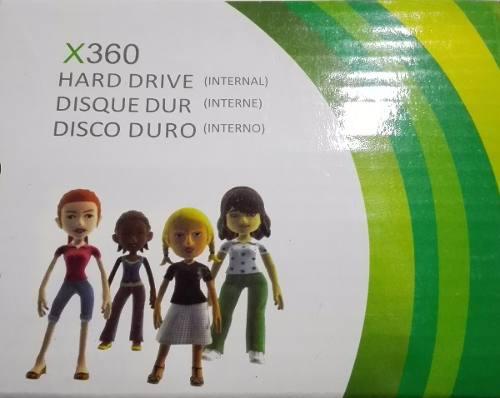 Usado, DISCO DURO 250 GB XBOX 360 SLIM Y SLIM E NUEVO ORIGINAL segunda mano  México (Todas las ciudades)