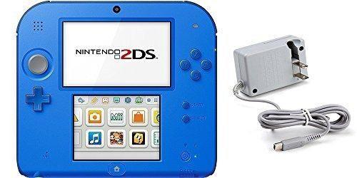 Nintendo 2ds bundle (2artículos): nintendo 2ds electric