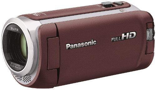 Panasonic videocámara panasonic hd 64 gb se limpia con un z