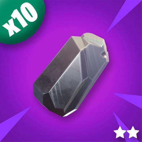 Plata x10 (fortnite salvar el mundo)