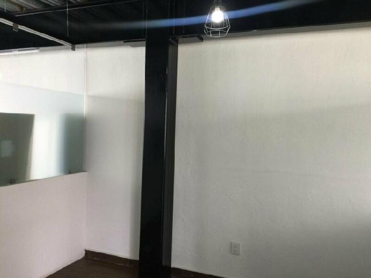 Renta oficinas de todos los tamaños en colonia cuauhtémoc