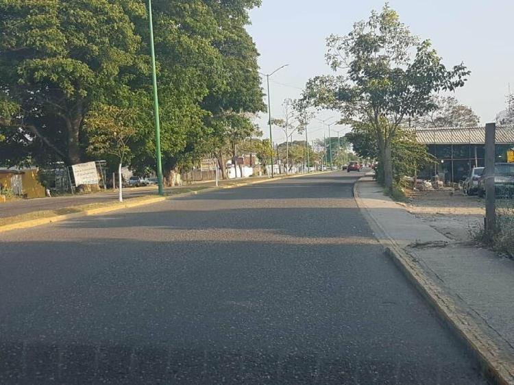 Terreno en venta boulevard lópez mateos, comalcalco /