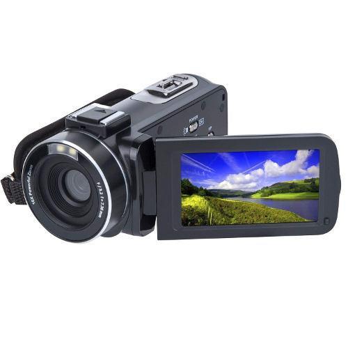 Vídeo Cámara Videocámara Sosun Hd 1080p 24.0mp 3,0