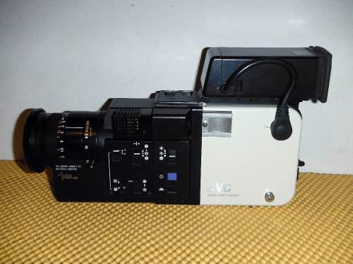 Videocamara jvc vintage a color gx-n7u (01)