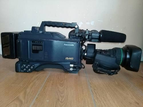 Videocamara profesional panasonic hpx-3000g