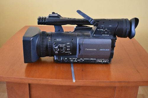 Videocámara profesional panasonic ag-hmc150 avccam