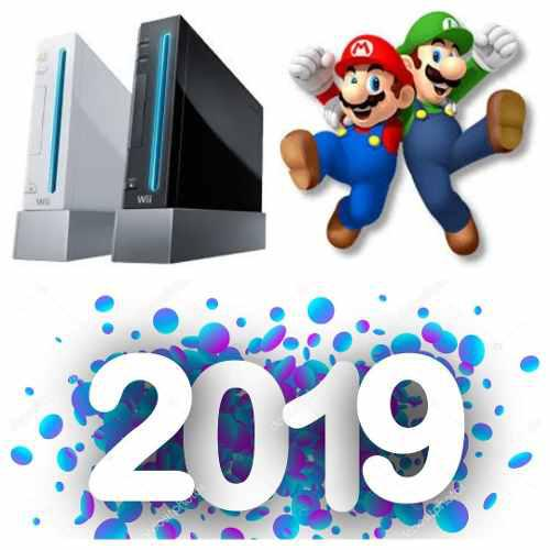 Wii+2 wiimote,50 juegos de wii,30 gamecube,5300 clasicos.
