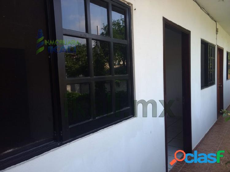 Renta Departamento 2 recamaras Col. Anahuac Tuxpan Veracruz, Anáhuac