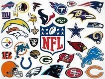 500 tarjetas de futbol americano un solo equipo 80s al 2016
