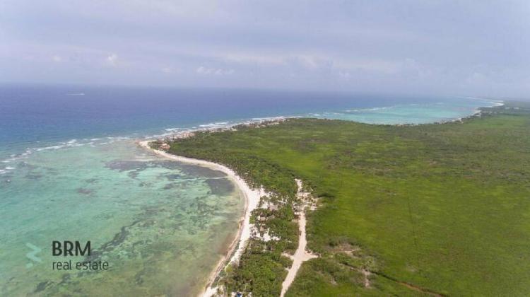 Alerta inversores océano frente a la tierra en famosa zona