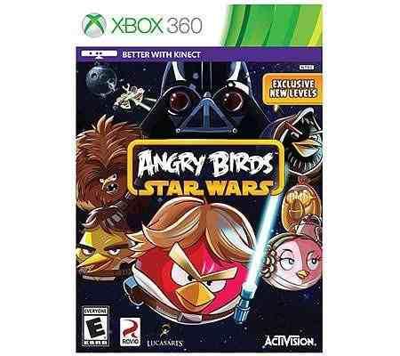Angry birds star wars xbox 360 nuevo blakhelmet e