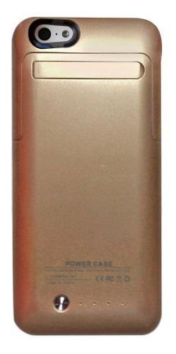 ccbe4c8d514 Cargador funda batería externa iphone 5 5c 5s se 2200 mah
