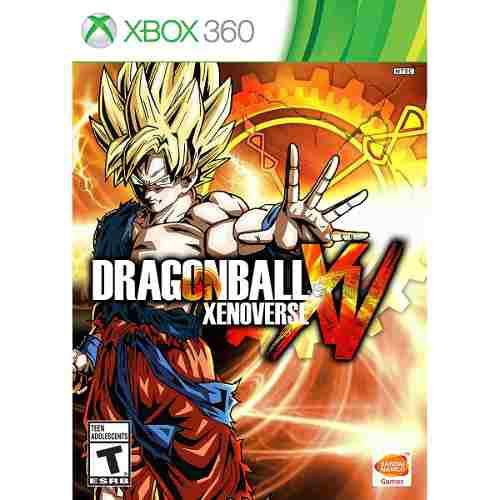 Dragon ball xenoverse xbox 360 nuevo