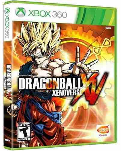 Dragon ball xenoverse xbox 360 nuevo y sellado juego