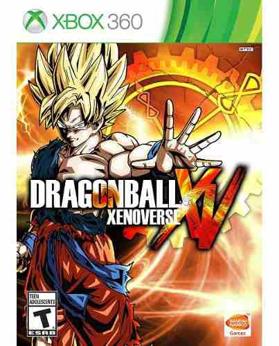 Juego dragon ball xenoverse xv xbox 360 usado original