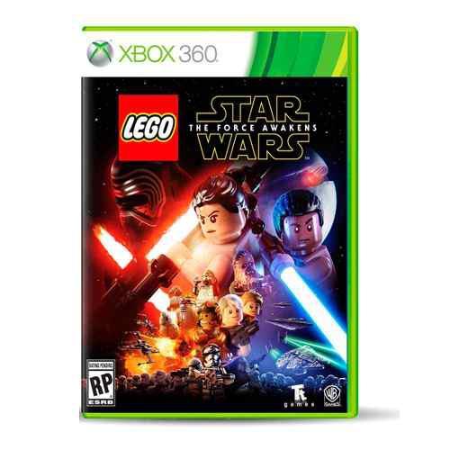 Juego xbox 360 lego star wars: the force ibushak gaming