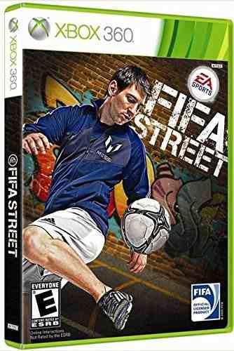 Juegos,fifa street - xbox 360..
