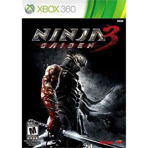 Juegos,nuevo - ninja gaiden 3 x360 de tecmo koei - 217..