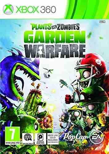 Juegosplants vs zombies garden warfare (xbox 360) se requ..