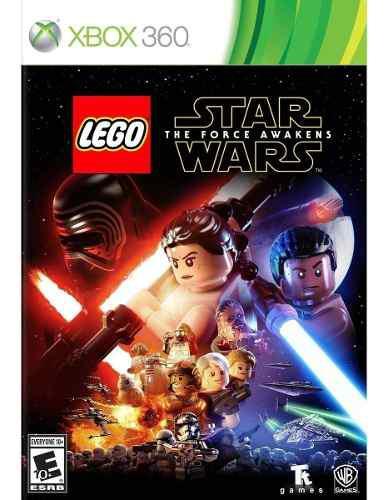 Lego star wars: the force awakens x360 nuevo