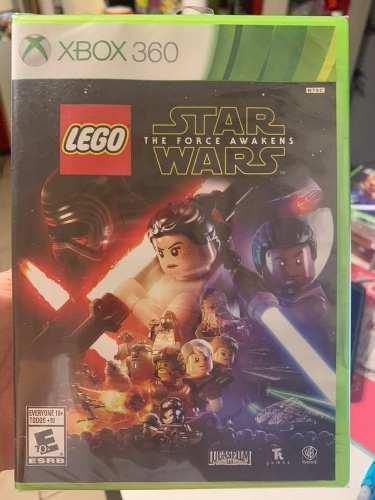 Lego star wars xbox 360 físico nuevo sellado envío gratis