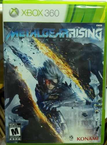 Metal gear rising: revengeance.-360